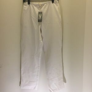 Eileen Fisher Organic Cotton Slim Ankle  XS NWT